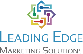 Leading Edge Marketing Solutions Retina Logo